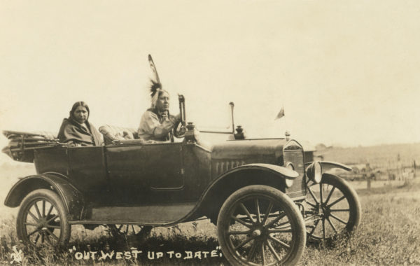Members of the Osage Nation. Photo courtesy of Doubleday.