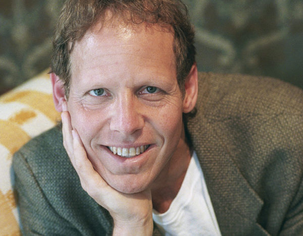 "This May 1, 1998 file photo shows Pulitzer Prize-winning author Tony Horwitz during a visit to Los Angeles to promote his book, ""Confederates in the Attic."" Horwitz died on Monday, May 27, 2019, in Washington, D.C. He was 60. AP Photo/Susan Sterner, File"