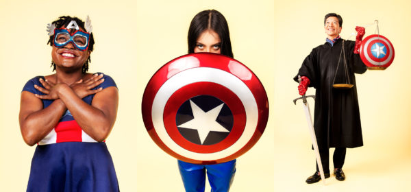 Meet the photographer who captures the superhero in all of