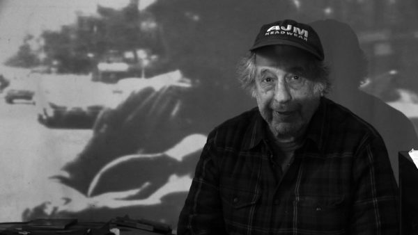 Photo of Robert Frank from Don't Blink documentary