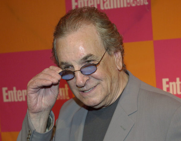 Actor Danny Aiello arrives at the Entertainment Weekly party in New York June 17, 2004. Photo by Chip East CME/Reuters