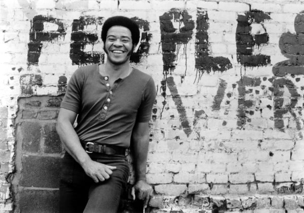 Portrait of Bill Withers. Photo by Gilles Petard/Redferns